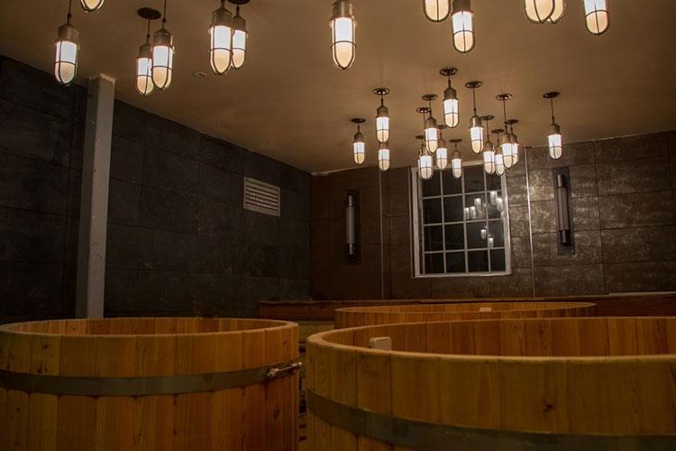 morritt hotel garage spa spa facilities