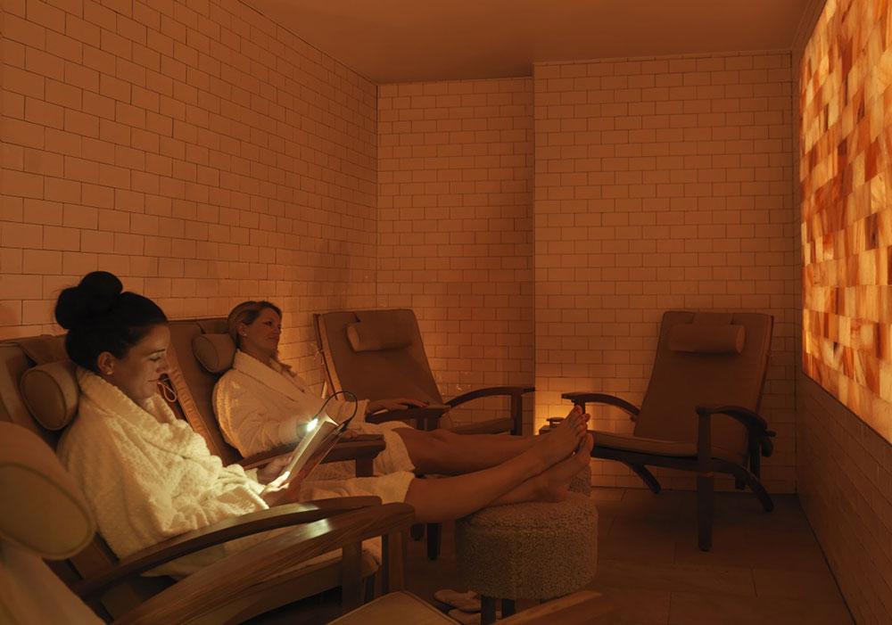 morritt hotel garage spa treatments 1