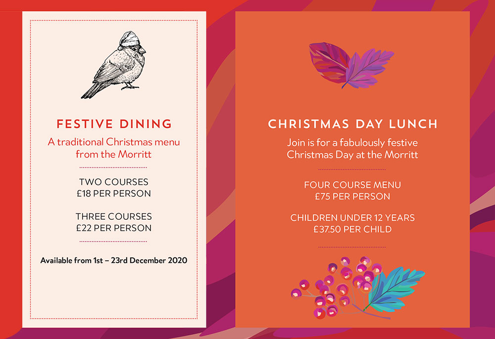 morritt christmas events lunch