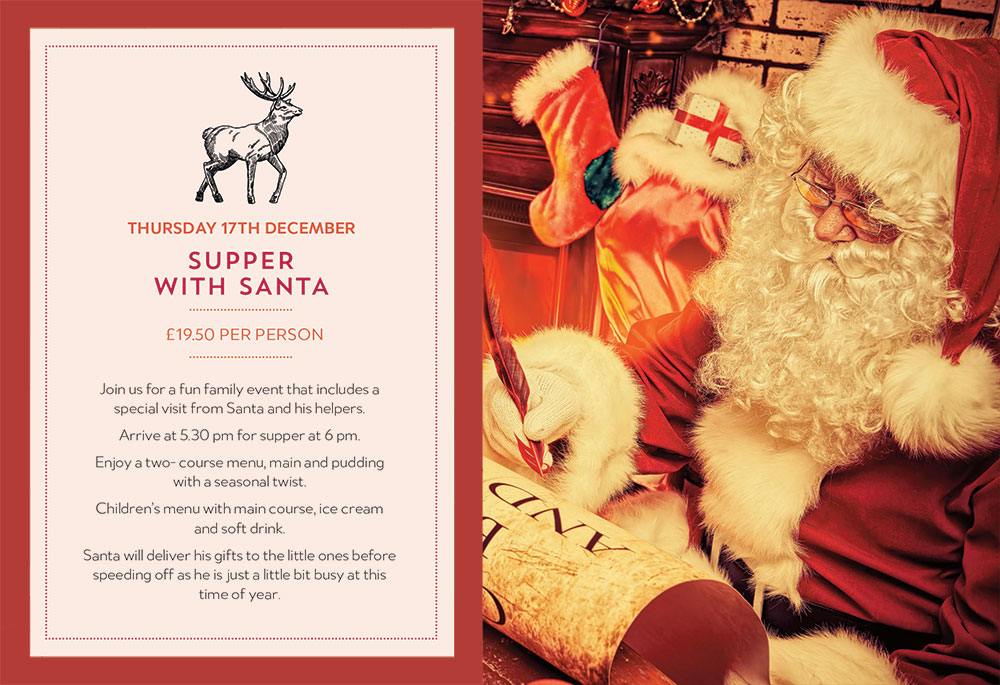 morritt christmas events supper